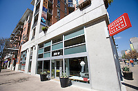 New chic urban: Second Street Shopping District, Austin, Texas