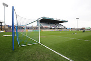 Bristol Rovers Memorial Ground before the EFL Sky Bet League 1 match between Bristol Rovers and Southend United at the Memorial Stadium, Bristol, England on 11 March 2017. Photo by Gary Learmonth.