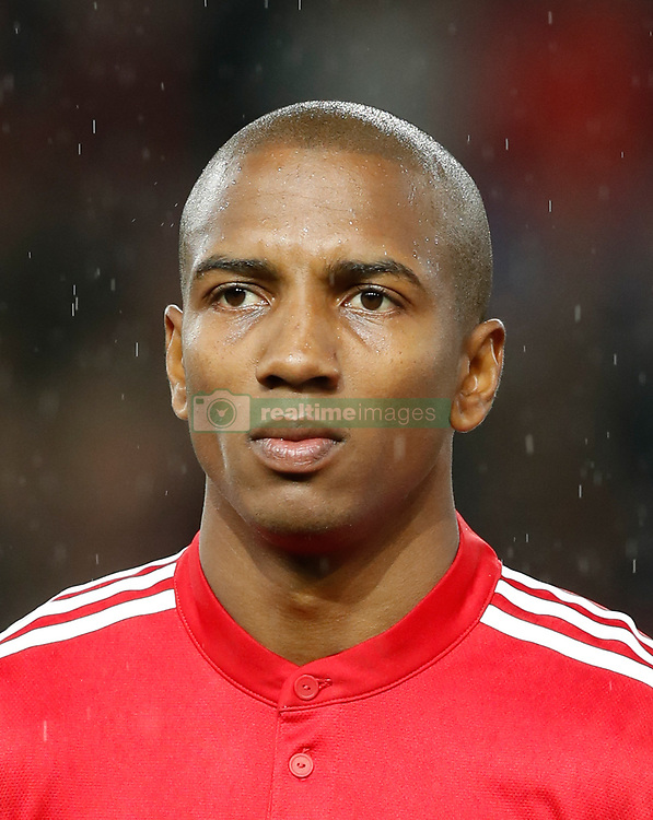 Manchester United's Ashley Young during the UEFA Champions League, Group A match at Old Trafford, Manchester. PRESS ASSOCIATION Photo. Picture date: Tuesday September 12, 2017. See PA story SOCCER Man Utd. Photo credit should read: Martin Rickett/PA Wire