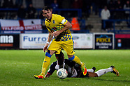 AFC Telford United 3-2 Stockport County FC 12.9.17