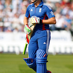 08/09/2012 Durham, England. Jos Buttler  during the 1st Nat West t20 cricket match between  England and South Africa and played at Emirate Riverside Cricket Ground: Mandatory credit: Mitchell Gunn