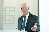 06 JUN 2018, BERLIN/GERMANY:<br /> Dr. Rolf Martin Schmitz, Vorstandsvorsitzender RWE AG, 27. BBH-Energiekonferenz &quot;Die Energiewende&quot;, Franzoesische Friedrichstadtkirche<br /> IMAGE: 20180606-01-103