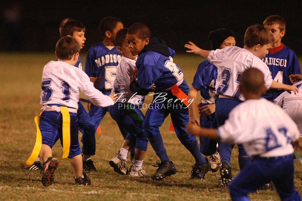 MCHS Varsity Football.vs Manassas Park.10/27/2007..