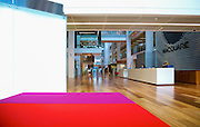Macquarie Bank, 1 Shelley Street, Sydney..Interiors