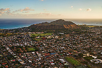 Diamond Head Crater & Kaimuki Neighborhood