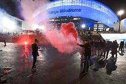 October 28, 2018 - Marseille, france - Marseille vs Paris SG - Ligue 1 Conforama (Credit Image: © Panoramic via ZUMA Press)