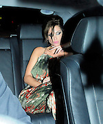 23.MAY.2011. LONDON<br /> <br /> SARAH HARDING LOOKING A LITTLE WORSE FOR WEAR AS SHE LEAVES MAHIKI NIGHT CLUB AT 2.30AM WITH A FRIEND AFTER CELEBRATING MICHAEL EVANS BIRTHDAY AND THEN 5 MINUTES LATER WENT BACK TO THE CLUB TO PICK UP FIANCE TOM CRANE.<br /> <br /> BYLINE: EDBIMAGEARCHIVE.COM<br /> <br /> *THIS IMAGE IS STRICTLY FOR UK NEWSPAPERS AND MAGAZINES ONLY*<br /> *FOR WORLD WIDE SALES AND WEB USE PLEASE CONTACT EDBIMAGEARCHIVE - 0208 954 5968*