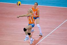 20090927 POL: Europees Kampioenschap Nederland - Polen, Lodz