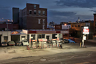 American Nightscapes /  Brooklyn 24 Hours<br /> <br /> Brooklyn, New York, USA,  2014