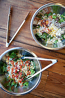 The Barcelona Salad at Green Bean in St. Louis