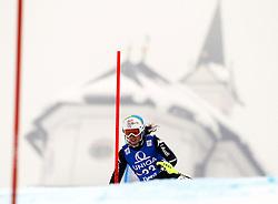 29.12.2013, Hochstein, Lienz, AUT, FIS Weltcup Ski Alpin, Damen, Slalom 1. Durchgang, im Bild Chiara Costazza (ITA) // Chiara Costazza of (ITA) during ladies Slalom 1st run of FIS Ski Alpine Worldcup at Hochstein in Lienz, Austria on 2013/12/29. EXPA Pictures © 2013, PhotoCredit: EXPA/ Oskar Höher