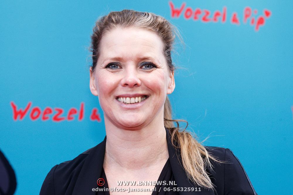 NLD/Amsterdam/20160117 - Premiere Woezel & Pip Op zoek naar de Sloddervos !, Babette van Veen