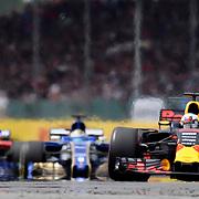 16.07.2017 British F1 Grand Prix Silverstone UK race <br /> Daniel Ricciardo AUS Red Bull
