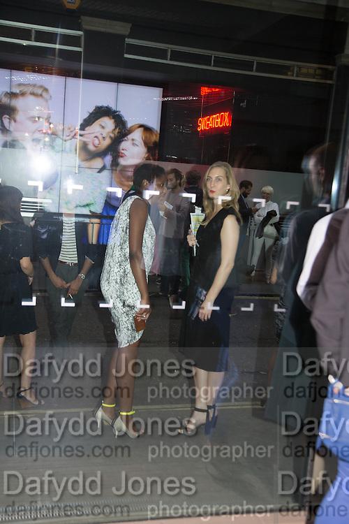 ANTOINETTE FERNANDEZ; ALEXANDRA BUKOJEMSKY, TPG Contemporaries Party. Photographers' Gallery. Ramillies St. London. 19 June 2013