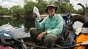 UPPER SUWANNEE RIVER, GA - MAY 22-25, 2016: Gene Bednarek, Don Foley, and John Moran join me on the Upper Suwannee River on a four-day paddle, Sunday, May 22, 2016 in Fargo, Ga.  MANDATORY CREDIT: (Photo/Stephen B. Morton)