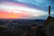 Echo Canyon, Camelback Mountain. (For Visit Phoenix)
