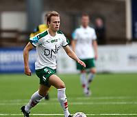 Fotball ,Post-nord ligaen ,  <br /> 10.09.17<br /> Nammo Stadion<br /> Raufoss v HamKam 2-0<br /> Foto : Dagfinn Limoseth , Digitalsport<br /> Håvard Haugen Dalseth  , HamKam