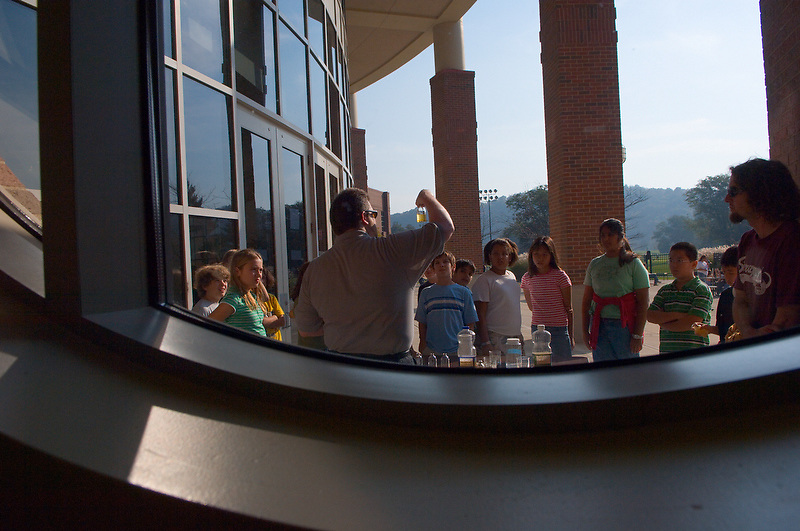 Energy Days: over 1,000 kids in grades 3-6 are coming to the Ping Center on .Wednesday and Thursday of next week (10/4 & 5) to learn about energy, .alternative energy and resource conservation...Ben Stuart W/Biodiesel fuel Civil Engineering