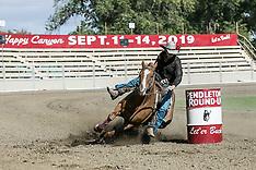 2018 Pendleton Barrel Racing - Slack