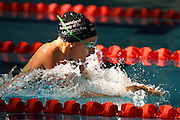 Taylor McKeown, New Zealand Open Swimming Champs, Day 3, West Wave Aquatic center, Waitakere, Auckland. 16 April 2015. Copyright Photo: William Booth / www.photosport.co.nz