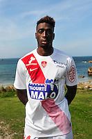 Nessemon William Sea - 09.09.2015- Photo Officielle de Brest - Ligue 2<br /> Photo : Philippe Le Brech / Icon Sport