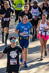 04-11-2018 USA: 2018 TCS NYC Marathon, New York<br /> Race day  TCS New York City Marathon / Eric