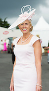 30/07/2015 report free : Winners Announced in Kilkenny Best Dressed Lady, Kilkenny Best Irish Design &amp; Kilkenny Best Hat Competition at Galway Races Ladies Day <br /> At the event was Carmel Dooley, prworks Galway. <br /> Photo:Andrew Downes, xposure