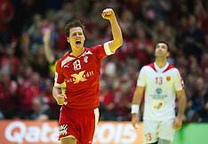 20140112 Danmark - Makedonien EHF European Handball Championship
