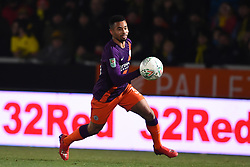 January 23, 2019 - Burton-Upon-Trent, England, United Kingdom - Manchester City striker Gabriel Jesus (33) during the Carabao Cup match between Burton Albion and Manchester City at the Pirelli Stadium, Burton upon Trent on Wednesday 23rd January 2019. (Credit: MI News & Sport) (Credit Image: © Mark Fletcher/NurPhoto via ZUMA Press)
