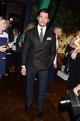 DAVID GANDY at the the London Collections: Men 2013 Ben Sherman and Shortlist Magazine party at Sketch, Conduit Street, London on 18th June 2013.
