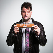 Jordan Richardson of Son of Stan posing for a portrait <br /> <br /> Dallas, TX 2014