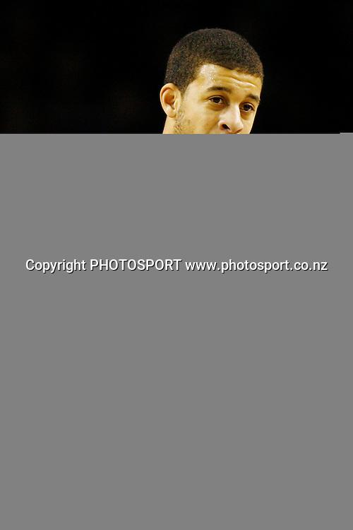 USA's Seth Curry reacts. U19 Basketball World Championship, Final, Greece v USA, North Shore Events Centre, Auckland. 12 July 2009. Photo: Anthony Au-Yeung/PHOTOSPORT