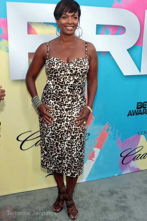 "Los Angeles, CA-June 29: Actress Vanessa Bell Calloway attends the Seventh Annual "" Pre "" Dinner celebrating BET Awards hosted by BET Network/CEO Debra L. Lee held at Miulk Studios on June 29, 2013 in Los Angeles, CA. © Terrence Jennings"