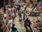 17 JULY 2016 - UBUD, BALI, INDONESIA: The tourist market in Ubud, Bali.      PHOTO BY JACK KURTZ