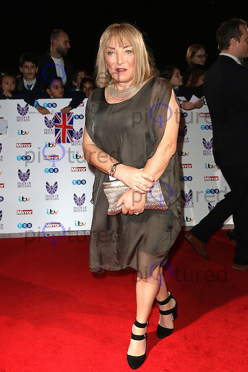 Kellie Maloney, Pride of Britain Awards, The Grosvenor House Hotel, London UK, 31 October 2016, Photo by Richard Goldschmidt