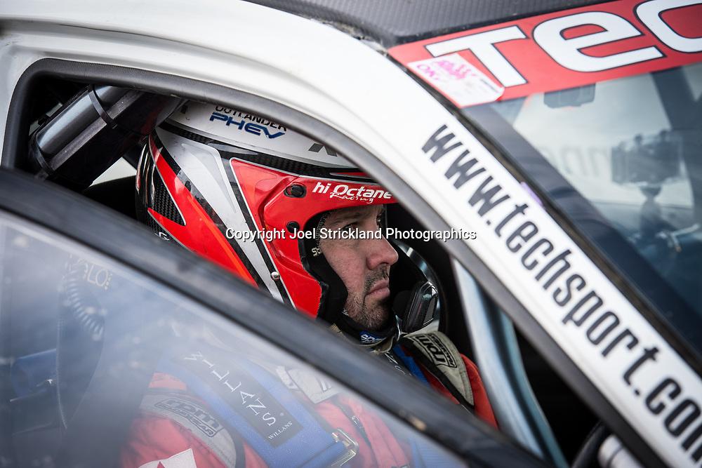 Steve GLENNEY - Mitsubishi Evo 8 - Rallycross Australia - Winton Raceway - 16th July 2017
