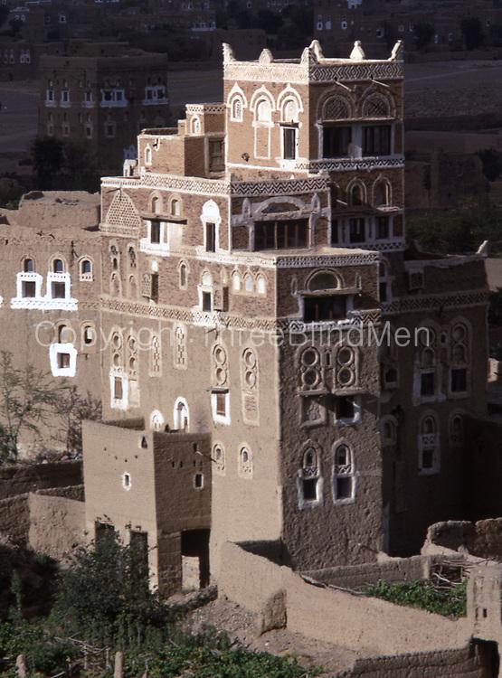 Ronald Lewcock.<br /> Yemen
