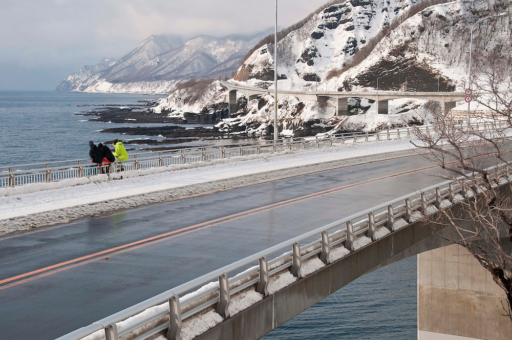 Skiers: Sean Pettit, Richard Permin, Riley Leboe<br /> Location: Hokkaido, Japan