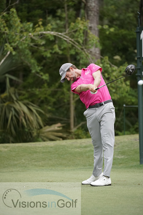 Webb Simpson<br /> On the final day