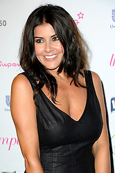 Image ©Licensed to i-Images Picture Agency. 10/06/2014. London, United Kingdom. Imogen Thomas arriving at the Superdrug 50th Anniversary Party at The Bankside Vaults, Southbank. Picture by Chris Joseph / i-Images