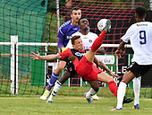 Greenwich Borough v Charlton Athletic