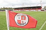 CRAWLEY TOWN FC 2012-2013