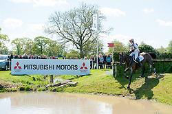 Carnegie Rose, (GBR), Landine<br /> Cross Country<br /> Mitsubishi Motors Badminton Horse Trials - Badminton 2015<br /> © Hippo Foto - Jon Stroud<br /> 09/05/15