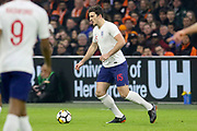 England Harry Maguire during the Friendly match between Netherlands and England at the Amsterdam Arena, Amsterdam, Netherlands on 23 March 2018. Picture by Phil Duncan.