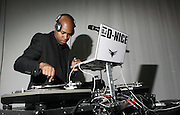D-Nice at The 2008 Urbanworld Film Festival and BET Networks Afterparty saluting Fashion & Film at Espace on September 13, 2008