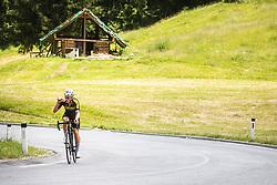 Slovenian Road Cycling Championship in time trial 2020 on June 28, 2020 in Zg. Gorje - Pokljuka, Slovenia. Photo by Peter Podobnik / Sportida.
