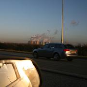 Traffic near Nottingham