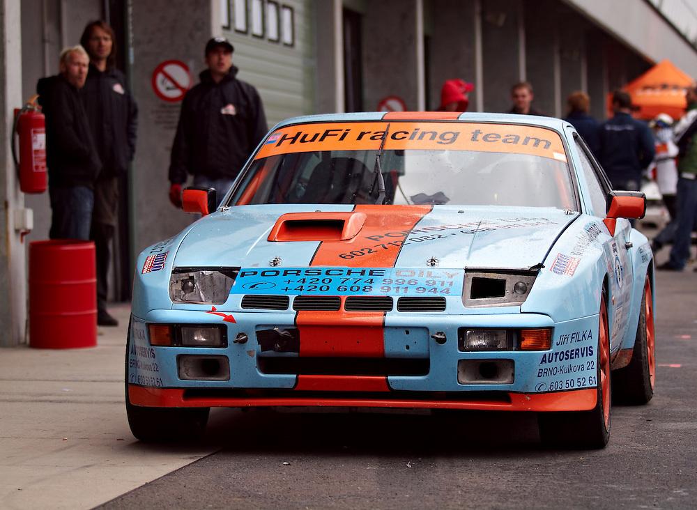 Race days - Porsche 944 Turbo Cup