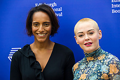 International Book Festival, Edinburgh, 13 August 2018