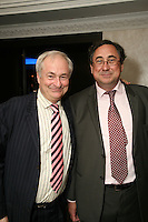 Paul Gambaccini and Jon Webster MMF CEO